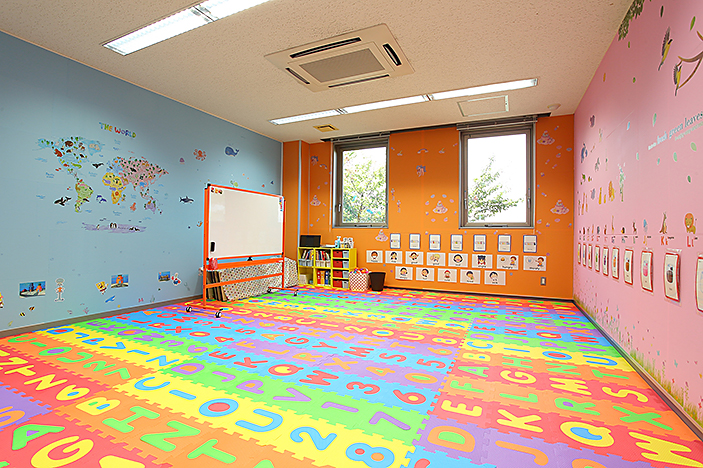 教室内の様子